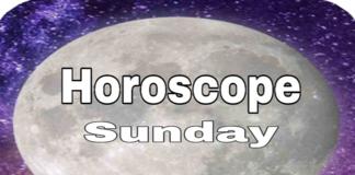 Sunday Horoscope