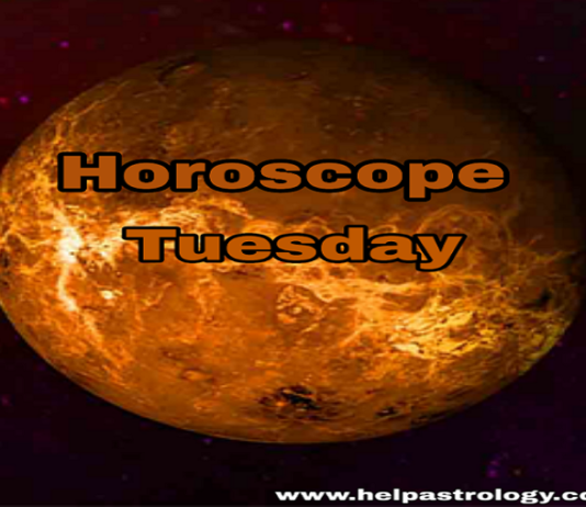 Tuesday Horoscope