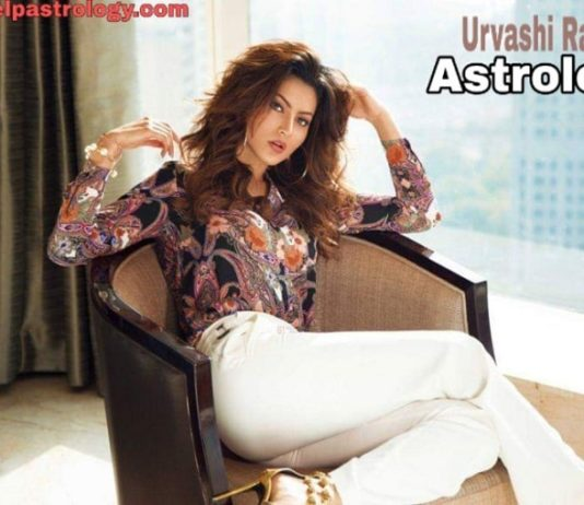 Urvashi Rautela astrology