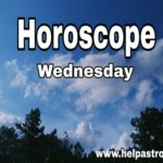 Wednesday Horoscope