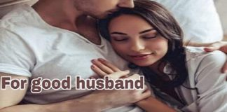 for good husband
